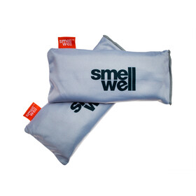 SmellWell Active XL Freshener Inserts for Shoes and Gear silver grey